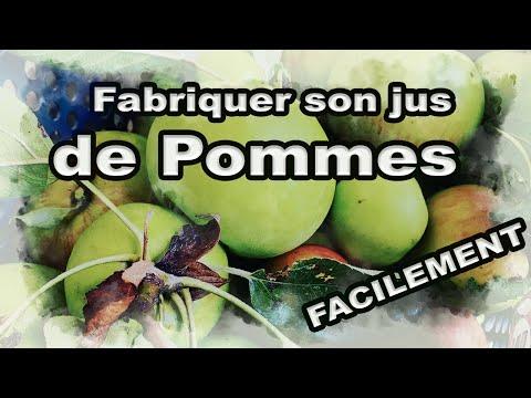 Comment faire son jus de pommes comme des pros ?? #permaculture