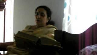 Download Hindi Video Songs - Sedin aamay bolechhile - Nilanjana Sen Rabindrasangeet