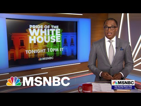 In Today's 'Byeline' Jonathan Capehart Proudly Celebrates Pride Month