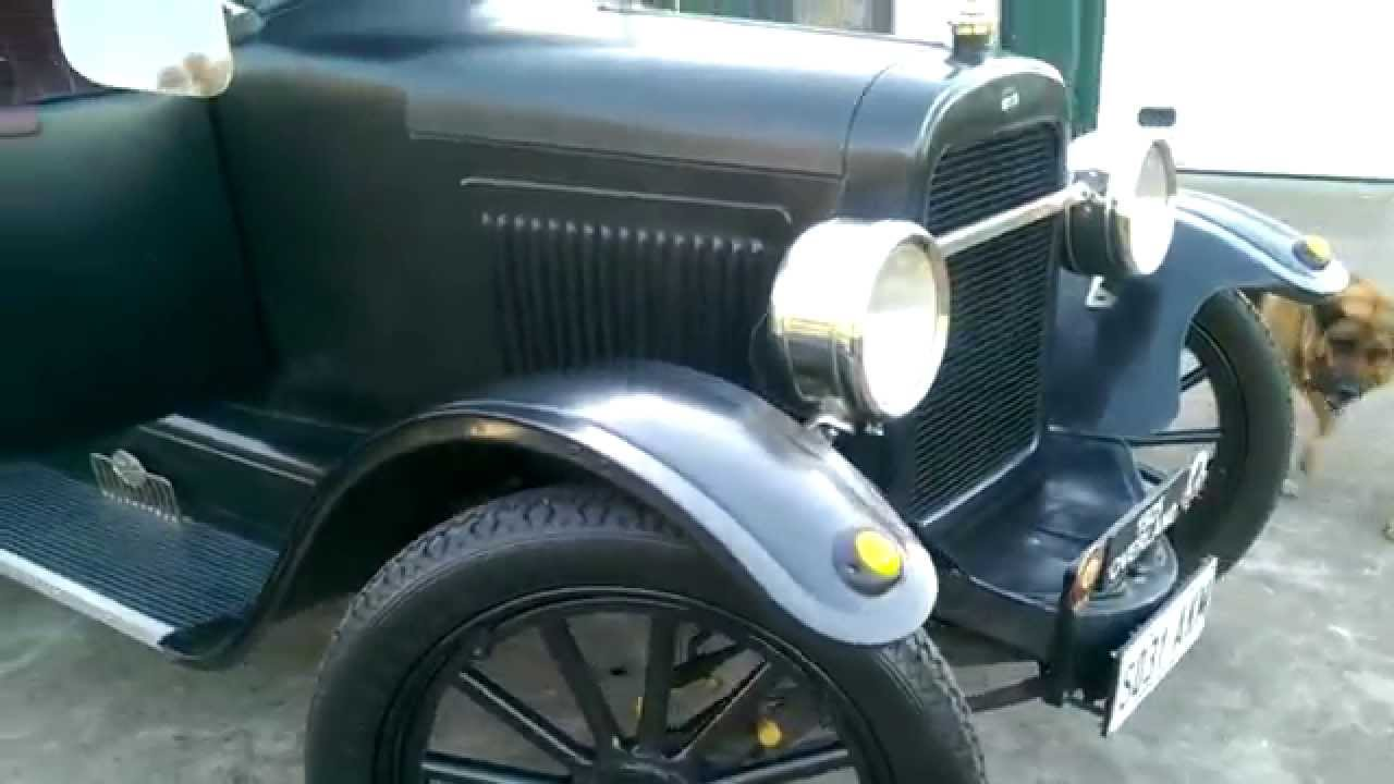 Firma Trading Classic Cars Presents 1925 Willys Overland Tourer ...