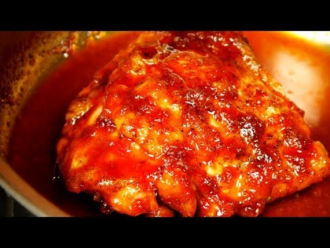 Crispy Honey Garlic Chicken Recipe