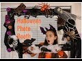 Halloween Photo Booth - Halloween Party Ideas - Halloween Party Decorations