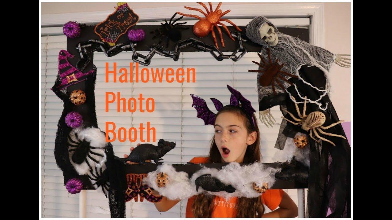 Halloween Photo Booth Halloween Party Ideas Halloween Party