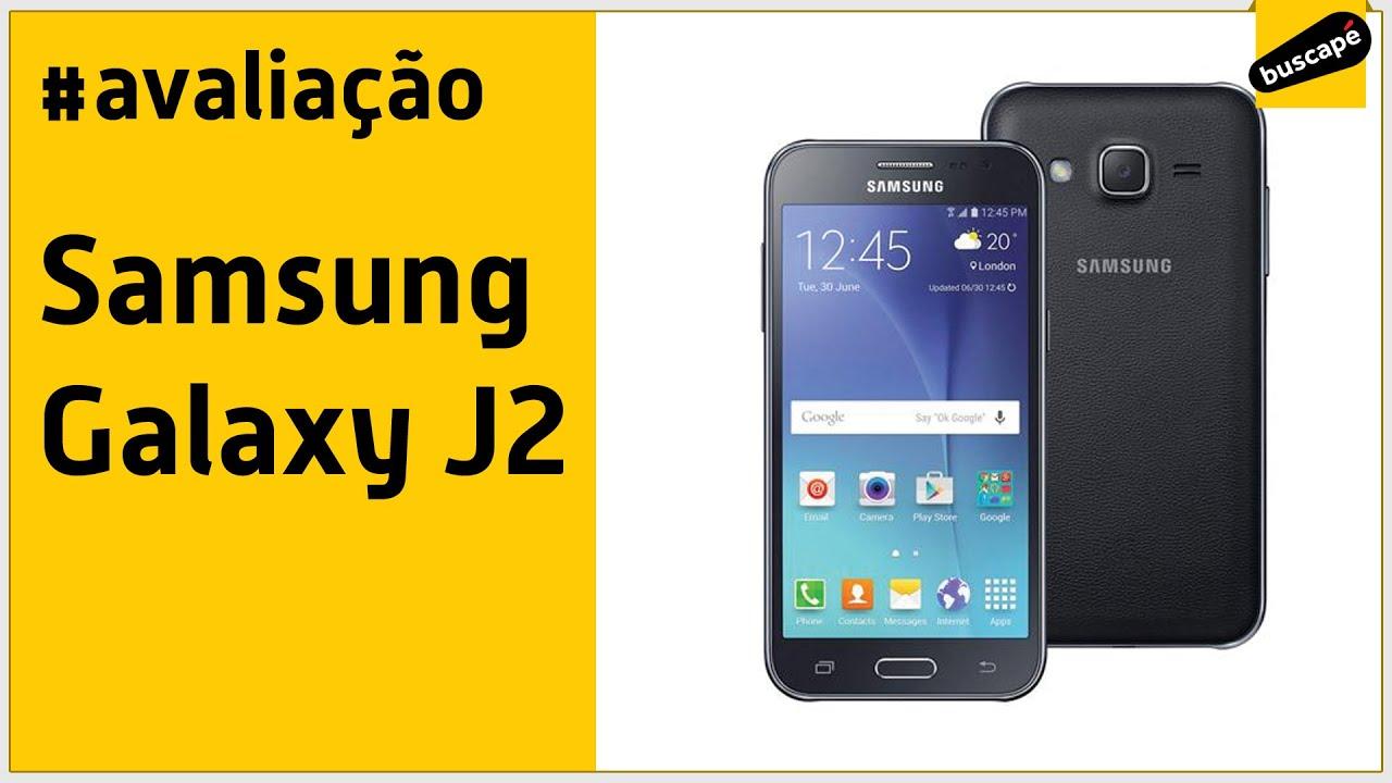 b17d32294 Avaliação do Samsung Galaxy J2 - YouTube
