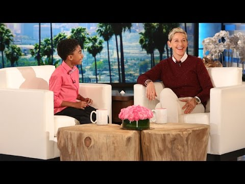 The Adorable Miles Brown - YouTube