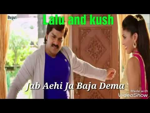 Bhojpuri Bhojpuri Song Pawan Singh New Gana Wanted Film