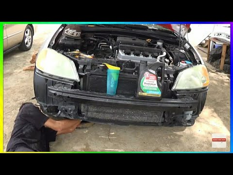 How To Change Automatic Transmission Fluid 2001 2005 Honda Civic 1 7