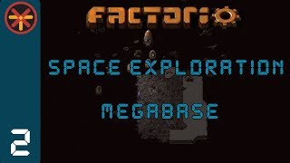 Factorio Space Exploration Grid Megabase EP2 - Motor Spaghetti! : Gameplay, Lets Play