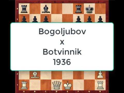 Grandes Jogadores de Xadrez - Mikhail Botvinnik