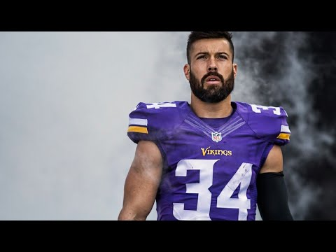 Win VIKINGS Tix! Hang With Andrew Sendejo Today!