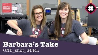Barbara's Take - ONE_shot_GURL thumbnail