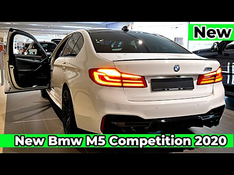 New Bmw M5 Competition 2020 Review Interior Exterior Youtube