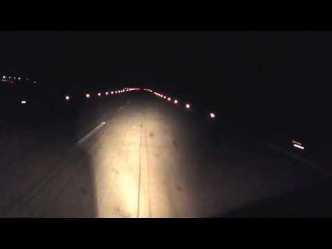 Ночная посадка  Ставрополь  Як 42