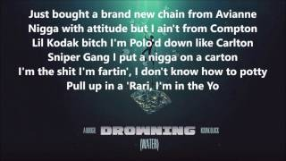 A Boogie - Drowning Lyrics