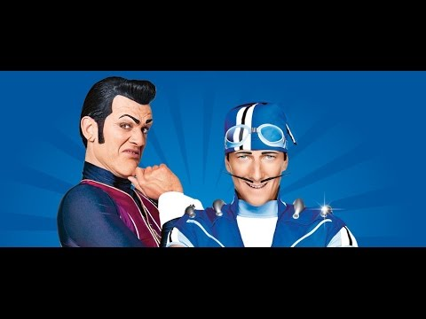 WWE 2k16 Character Creation- Sportacus vs. Robbie Rotten