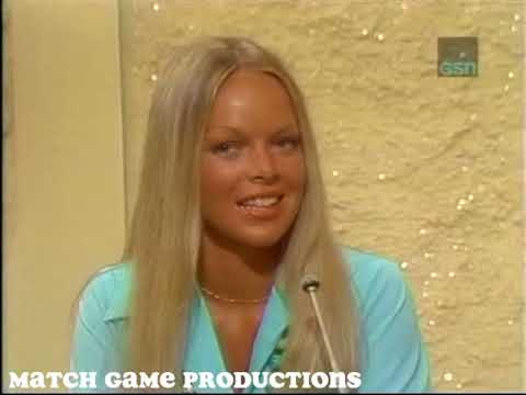 Match Game 74 (Episode 255) (With Slate) ( _________ Hopper?)