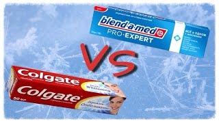 Colgate VS Blend-a-med