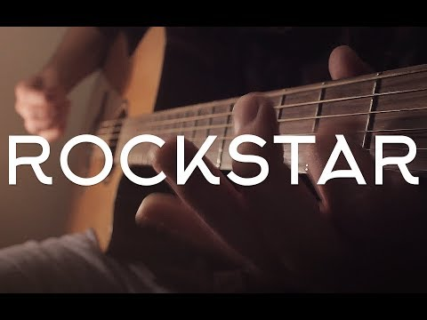 Post Malone - Rockstar Ft. 21 Savage // Fingerstyle Guitar Cover - Dax Andreas