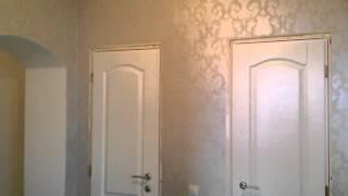 видео дверь массив сосна