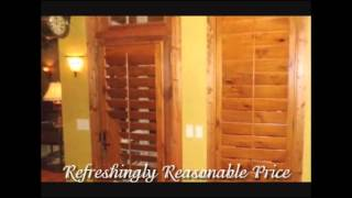 Custom Wood Shutters Pearland Tx | (877) 228-3987 |houston|pasadena|spring Valley
