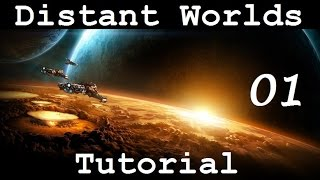 Distant Worlds Universe | Tutorial 01 - Game Setup