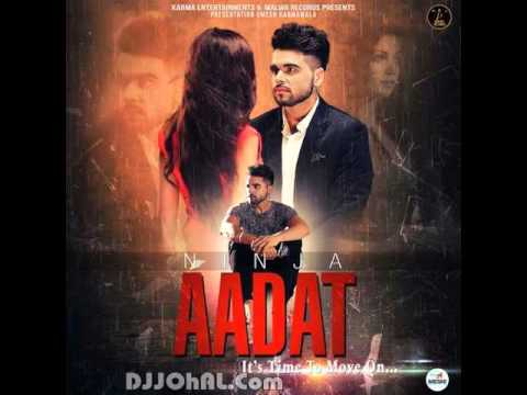 AADAT `ninja punjabi song ringtone by bharat