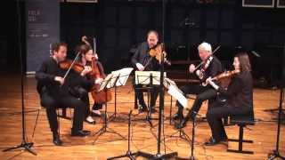 W.A. Mozart: String Quintet in G minor, K.516 from Concert 22nd August 2015