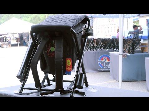 Cottonwood Outdoors Spider Shot 3D Tournament Seat