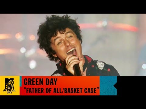 Download Green Day 'Father Of All / Basketcase' World Stage main show clip Live | MTV EMA 2019 Mp4 baru