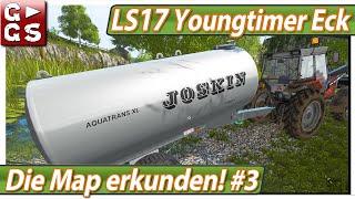 LS17 Youngtimer Eck | Schweine und Kühe tränken ► #3 Landwirtschafts Simulator 17