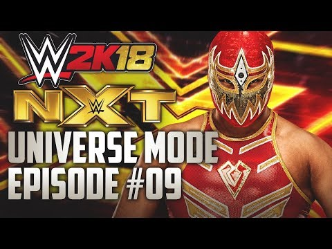 """""""WWE 2k18 Universe Mode"""" 