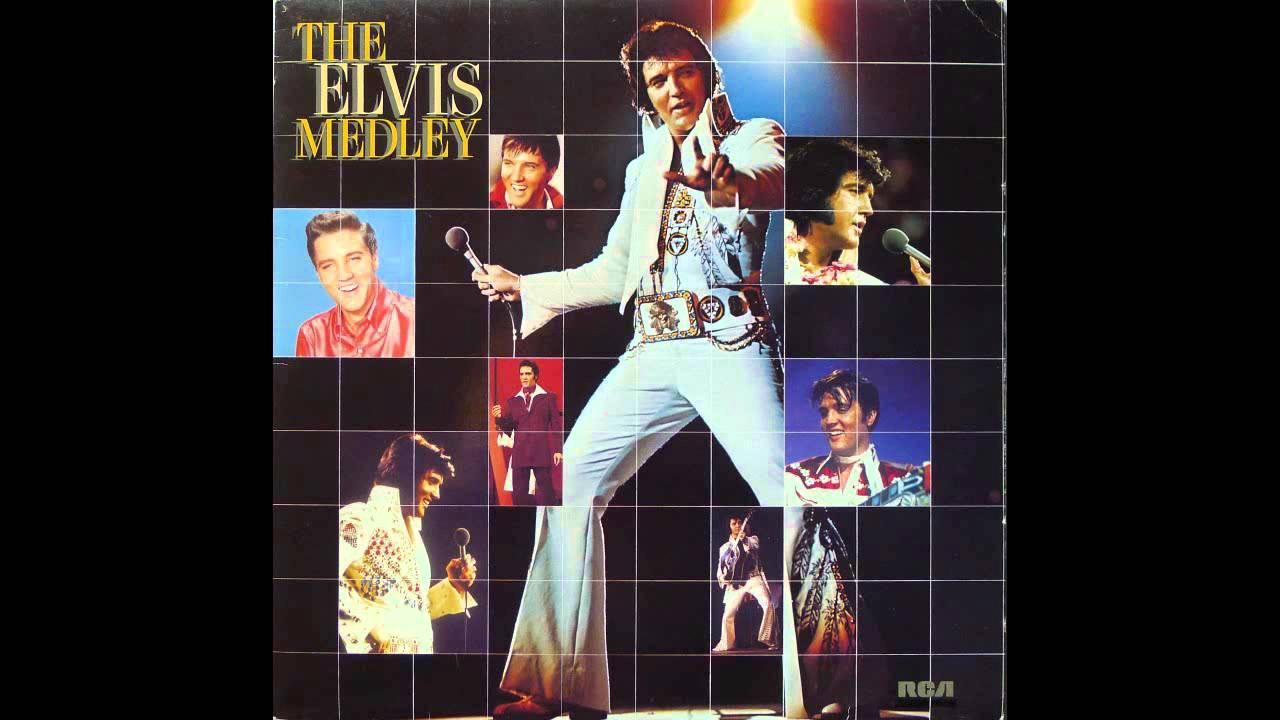Image result for 1982 The Elvis Medley