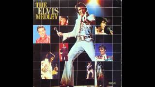 Elvis Presley - The Elvis Medley (1982) - Vinyl Rip