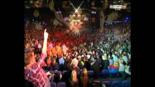 2012 Premier League Darts Walk On