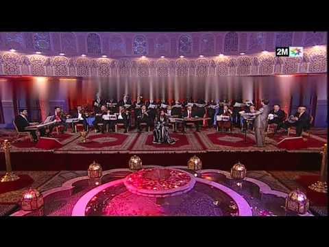 Nabyla Maan-Chada Al Alhane-Allah Yamoulana نبيلة معن-الله يا مولانا