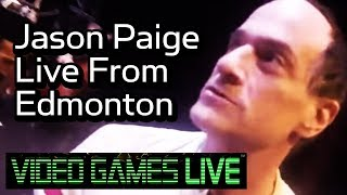 "Jason Paige Live From Edmonton "" Games Live"" Pokemon"