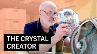 Making Crystal By Hand in Ireland | My Shopify Business Story
