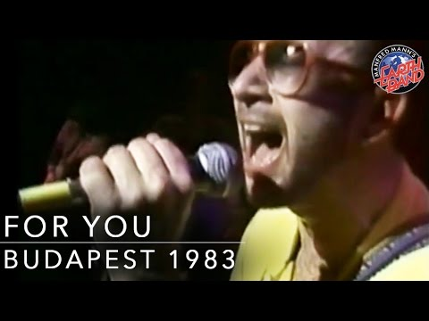 Manfred Mann's Earth Band - For You (Live in Budapest 1983)