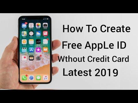 How To Create Free Apple ID On Safari ( Free ICloud Account ) Latest 2019