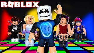 I BECOME IN MARSHMELLO IN ROBLOX !!