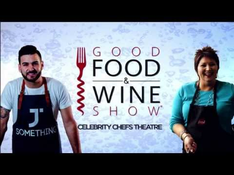 Rick Stein cooking Vietnamese dishes at Durban Good Food & Wine Show 2015