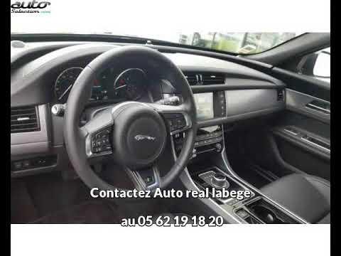 Jaguar xf occasion visible à Labege cedex présentée par Auto real labege