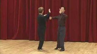 Beginners Tango - Basic Walk & Progressive Link & Closed Promenade
