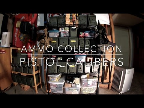 how to build an ammo stockpile