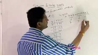 square cube root part 2 3 module 1 number system
