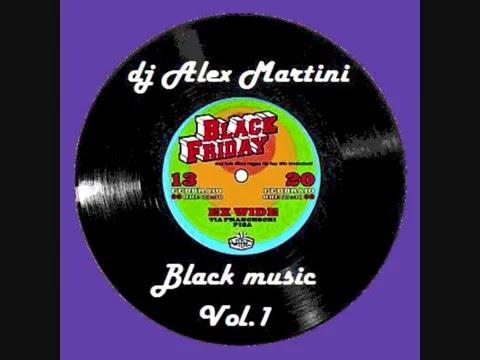 dj Alex Martini - Black Music  Vol.1 - 16 Notorious big - One More Chance