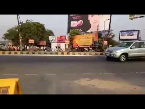 Aditya nath yogi up cm kafila