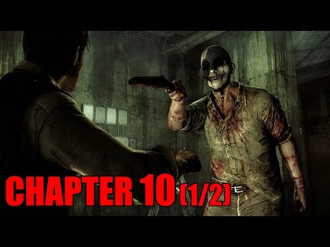 The Evil Within Walkthrough Chapter 10 - The Craftsman's Tools (1/2) No Damage / All Collectibles
