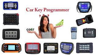 The Best Key Programmer For You ?