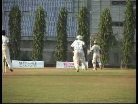Sailor Today Cricket Cup-2010, Mumbai T.S.Rahaman and Ebony Shipmanagement  -Final.mp4